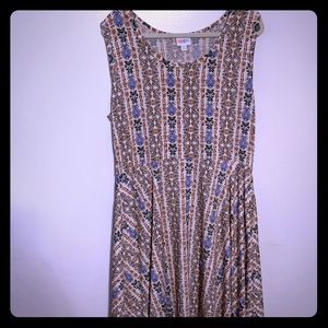 Lularoe nicki dress size 2XL